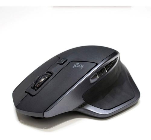 mouse inalambrico mx master 2s logitech flow recargable iva