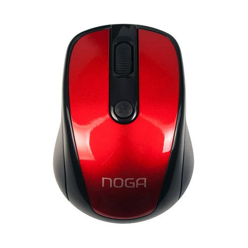 mouse inalambrico noga ngm-358 pc notebook 3d gtia oficial