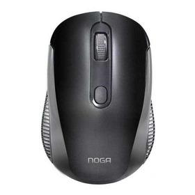 Mouse Inalámbrico Noga Ngm-690 Negro
