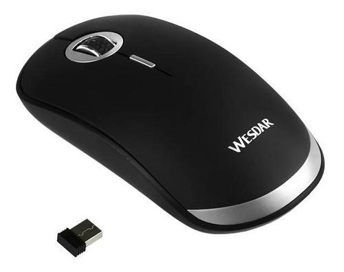 mouse inalambrico optico usb pc mac 1600 dpi