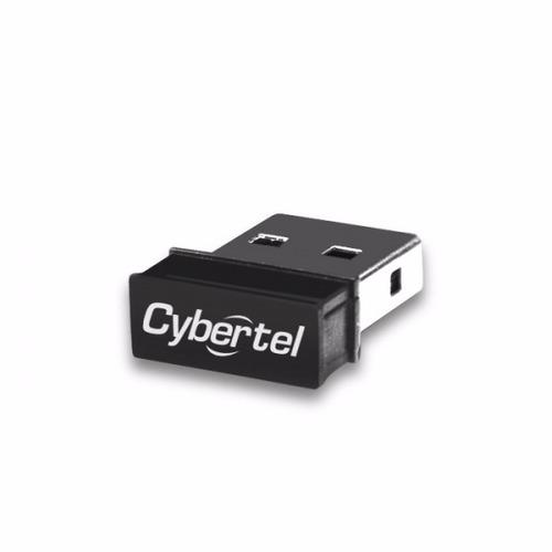 mouse inalámbrico recargable cybertel spectrum