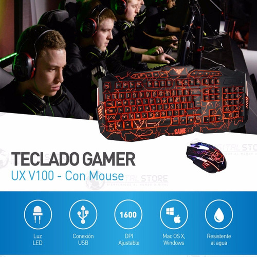 mouse kit teclado