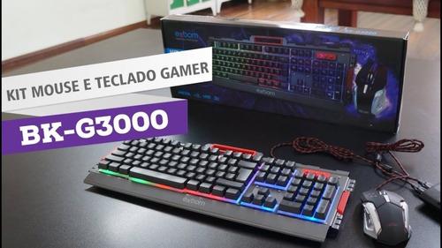mouse kit teclado