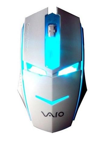 mouse laser optico gamer marca sony hp dell de cable 1200dpi