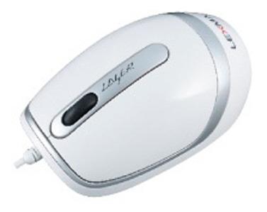 mouse lexma laser m500 blanco