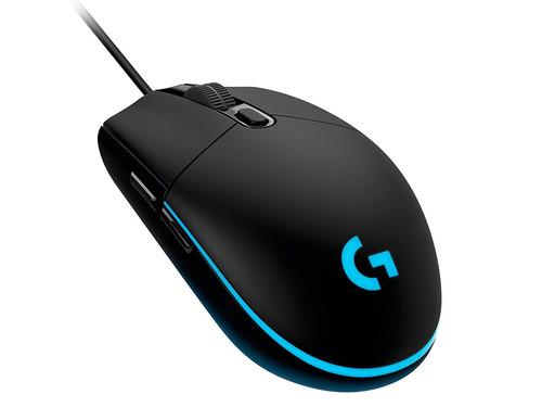 mouse logitech g203 souris gaming 8000dpi (910-004842) usb