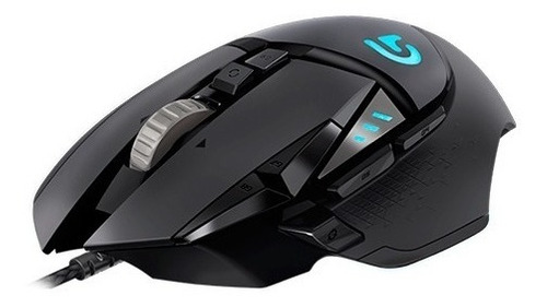 mouse logitech g502 hero (910-005469) usb