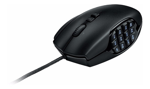 mouse logitech g600 linea g gaming 20 botones gtia 3años amv