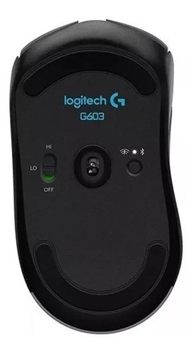 mouse logitech g603 ligthspeed gaming  wireless (910-005100)