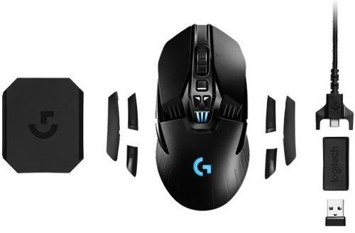 mouse logitech g903 gaming wireless lightspeed rgb 12.000dpi