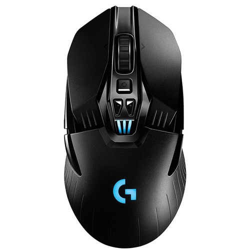 mouse logitech gamer wireless g903 rgb ambidestro 12000 dpi