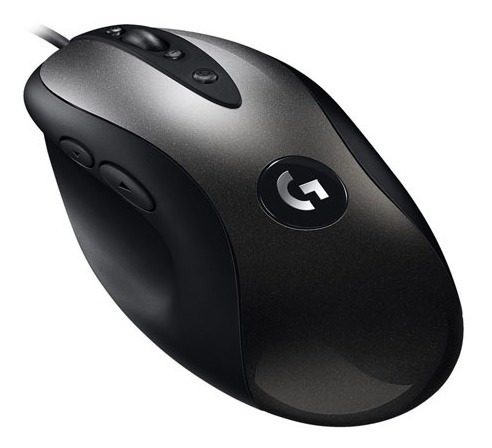 mouse logitech gaming mx518 cableado 8 botones nnet