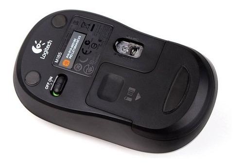 mouse logitech inalambrico duradero preciso cómodo nnet