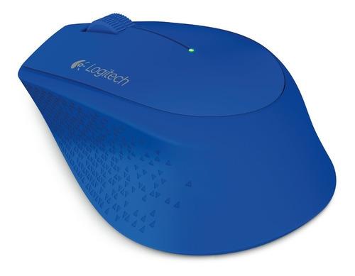 mouse logitech inalambrico m280 azul