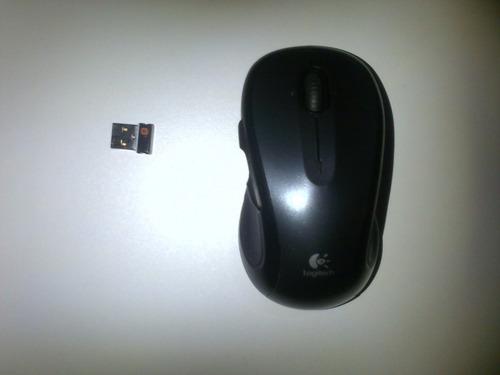 mouse logitech laser inalambrico m510