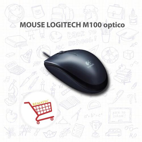 mouse logitech m100