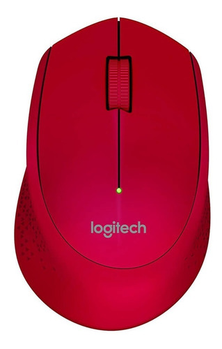 mouse logitech m280 wireless (910-004286) red