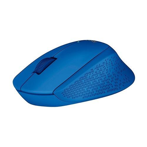 mouse logitech m280 wireless (910-004361) blue