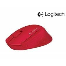 mouse logitech m280 wireless black,blue,gray y red original
