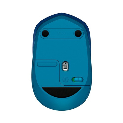 mouse logitech m535 bluetooth ( 910-004529) blue