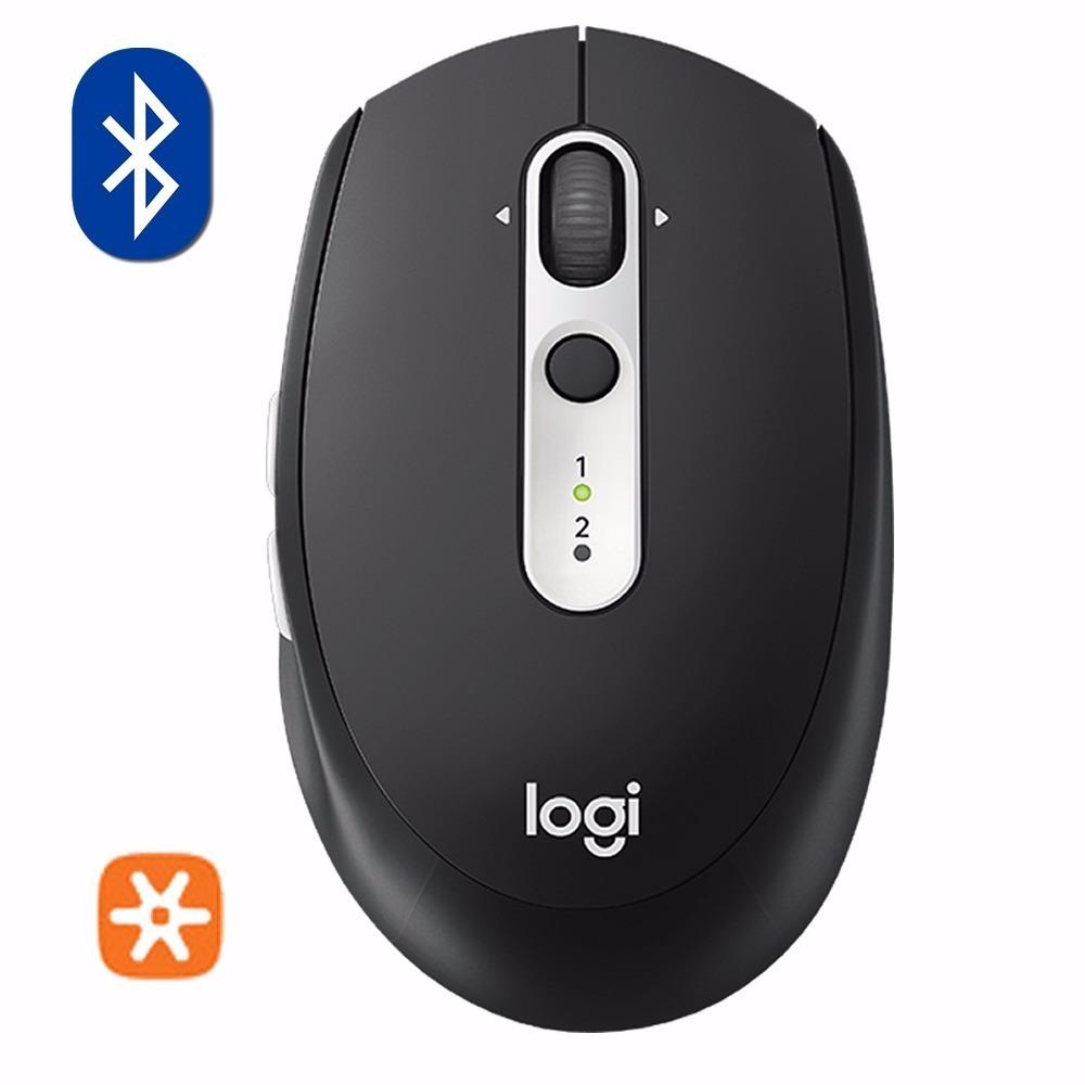 Mouse Logitech M585 Multi Device Inalambrico Bluetooth
