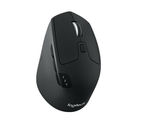 mouse logitech m720 multi-dispositivo bluetooth + inalambric