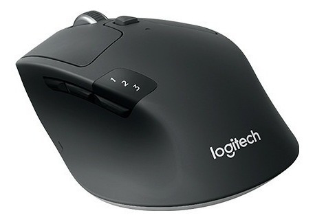 mouse logitech m720 triathlon wireless (910-004790) black