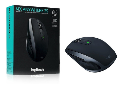 mouse logitech mx anywhere 2s bluetooth multidevice unifying