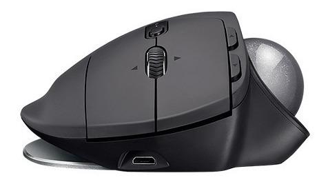 mouse logitech mx ergo wireless / bluetooth trackball