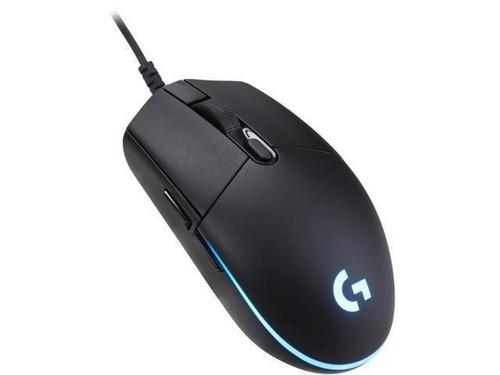 mouse logitech pro hero gaming macrotec
