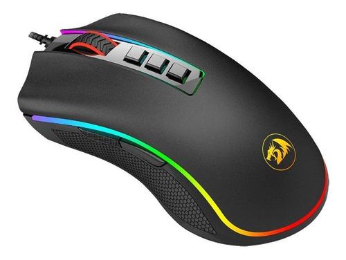 mouse m711 cobra gamer redragon cminformatica