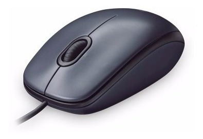 mouse m90 usb optico ngr