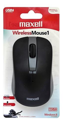 mouse maxell inalambrico 100