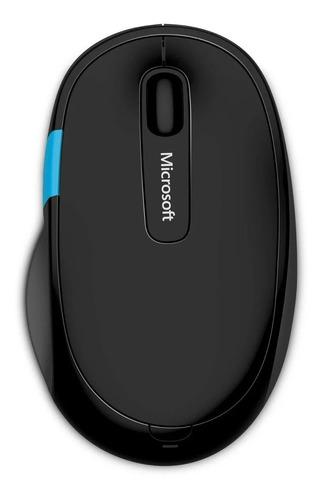 mouse microsoft sculpt confort bluetrack h3s-00009 negro