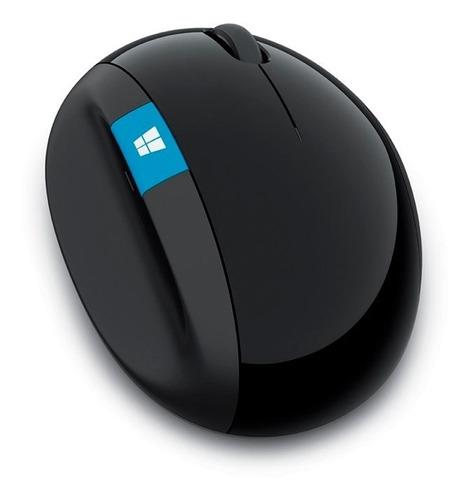 mouse microsoft wireless sculpt ergonomic preto