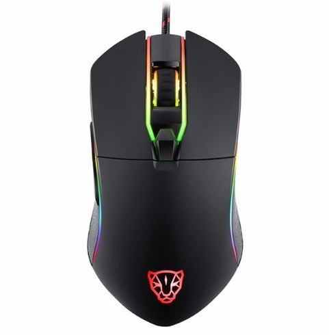 mouse motospeed v30 preto
