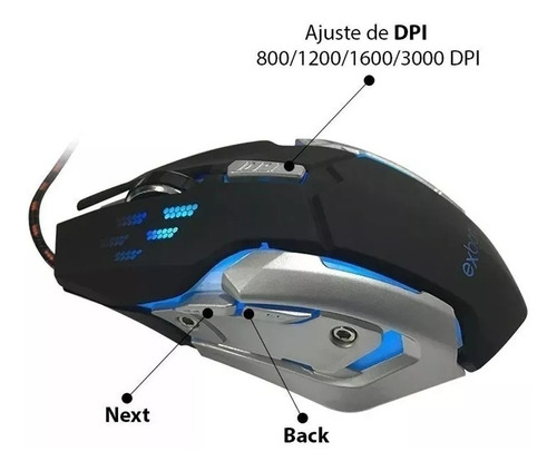 mouse mouse teclado