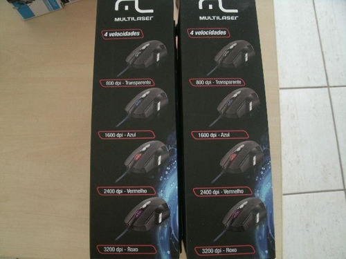 mouse multilaser laser