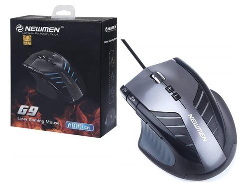 mouse newmen gamming g9 laser 6000dpi ms-172ol