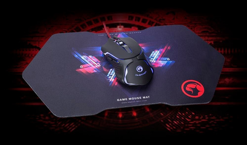 mouse one  y mouse pad marvo gamer m309+g7