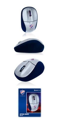 mouse optico 3d eurocase nacional oficial blanco 800dpi