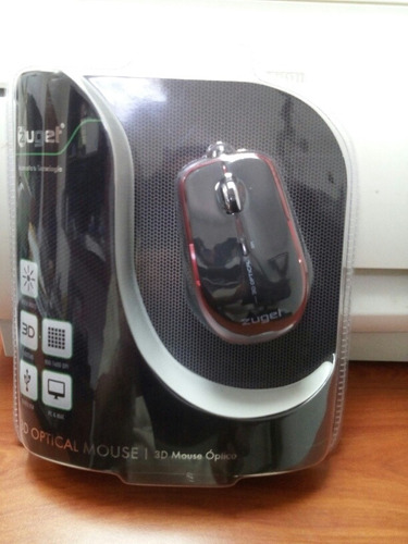 mouse optico 3d zuget