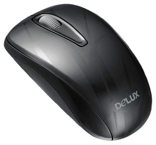 mouse optico delux