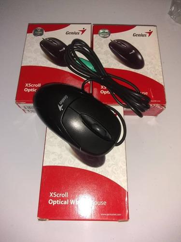 mouse optico genius