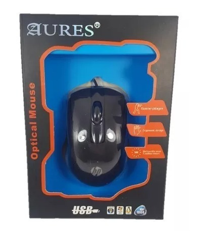 mouse optico genius cable