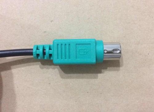 mouse optico genius color negro modelo gm-03022p original