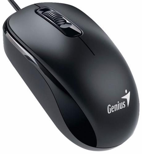mouse optico genius dx-110 negro
