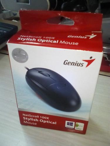 mouse optico genius netscroll 100x