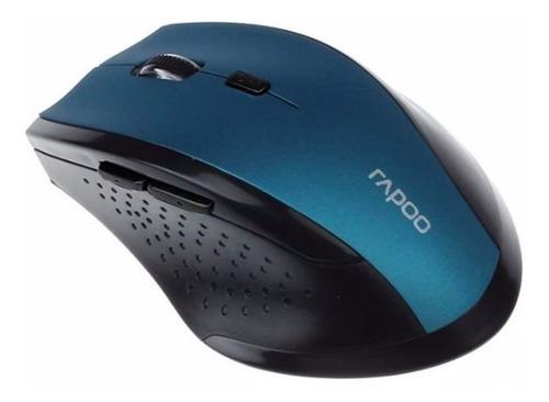 mouse óptico inalámbrico ergonomico 2.4 ghz 3200 dpi