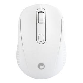 Mouse Óptico Inalámbrico Fiddler Fd-223 Blanco